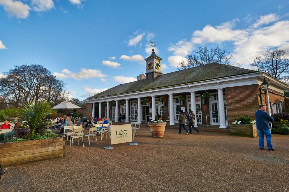 Lido Cafe London's Best Cafes For People Watching