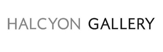 Halcyon Gallery logo