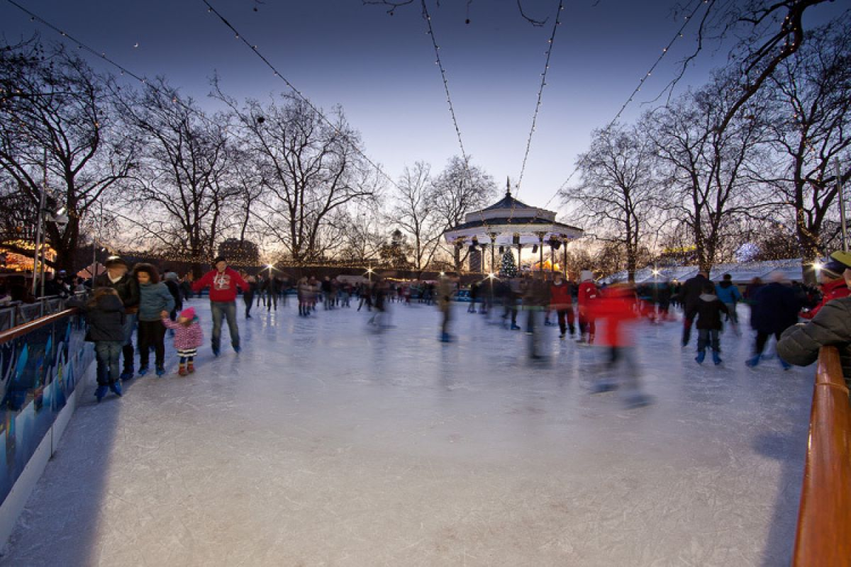 winter wonderland charity preview night the royal parks