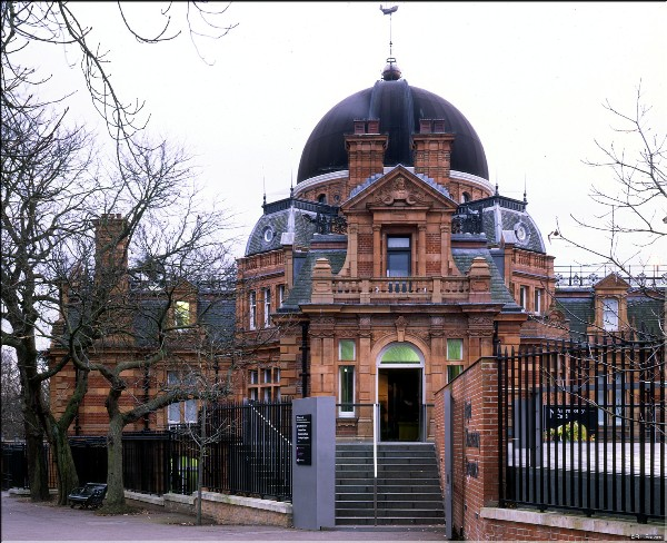 Royal Observatory in Greenwich Park