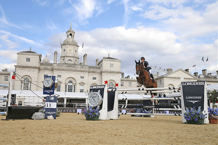 GBR's Scott Brash