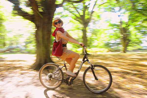 Parkcycle cycling in Richmond Park