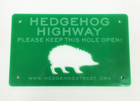 Hedgehog Highway