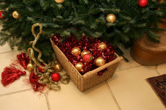 and when christmas is all over for another year get your tree recycled for free - The Christmas Tree