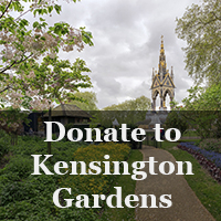 Donate to Kensington Gardens
