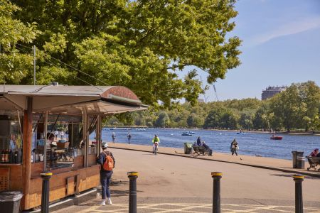 The Royal Parks welcomes visitors but warns it's not 'business as usual'