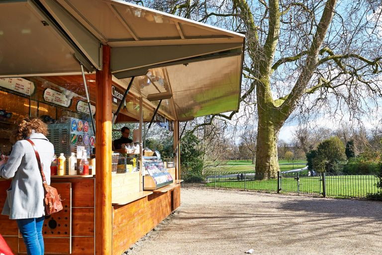 Lido Bar And Cafe Hyde Park Opening Times