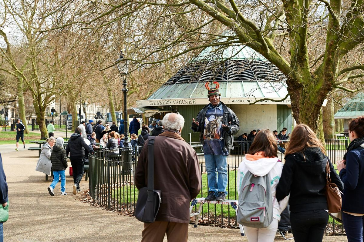 4738f41e018 Speakers  Corner - Hyde Park - The Royal Parks