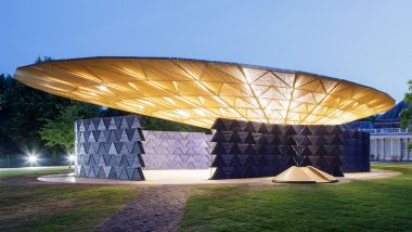 Serpentine Summer Pavilion