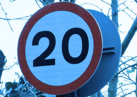 20mph speed limit adopted in central Royal Parks