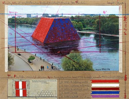 The Royal Parks and Christo announce temporary sculpture in Hyde Park