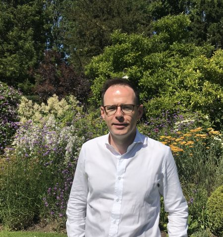 Richard Hamilton appointed to The Royal Parks Board