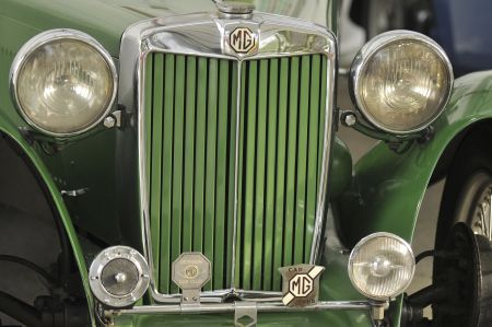 Hanworth Classic car show ends on a high