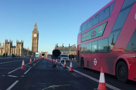 Potential access issues during TfL's Westminster Bridge Works