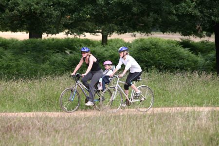 Bike Week in the Royal Parks (12-17 June)