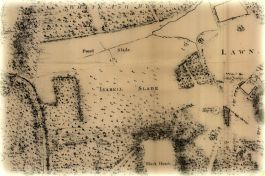 Historical map of the Isabella Plantation