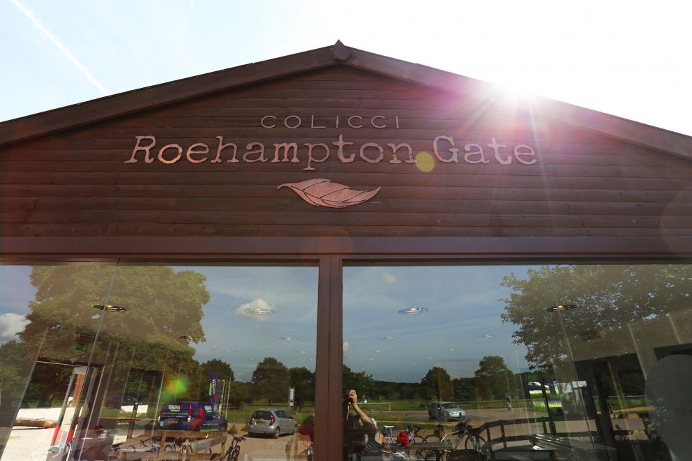 Richmond Park Cafe Opening Times