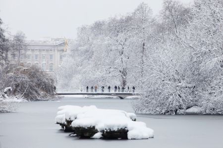 Advice during adverse snowy weather             - Hyde Park; Richmond Park; The Regent's Park; Kensington Gardens; Greenwich Park; St James's Park; Bushy Park; Green Park; Brompton Cemetery; Victoria Tower Gardens; Grosvenor Square Garden