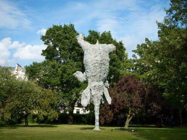 Frieze Sculpture -Elephant