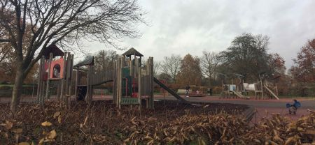 Royal Parks playgrounds receive London Marathon Charitable Trust grants