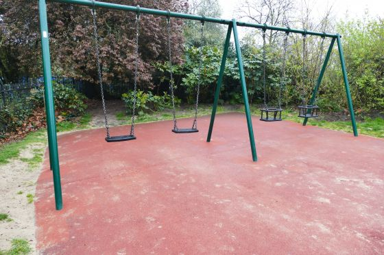 Swings for toddlers and older children