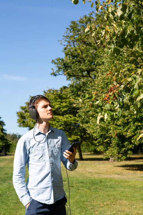 Music to flow through the trees in The Regent's Park 2
