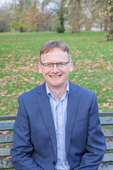 Greg McErlean - Director of Programmes and Projects
