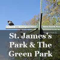 St. James's Park and The Green Park
