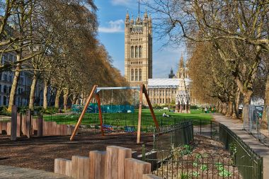 Victoria Tower Gardens Playground