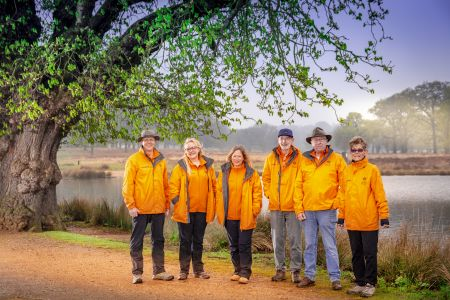 The Royal Parks launch recruitment drive for Volunteer Rangers in Greenwich Park