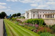 Greenwich Park Herbaceous Border