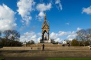 Front of the Albert Memorial