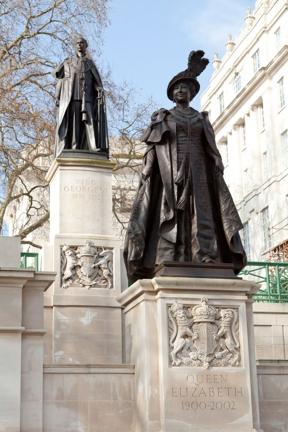 The Queen Mother and King George VI Memorial