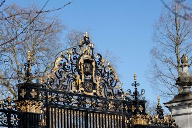 Top of the Jubilee Gate