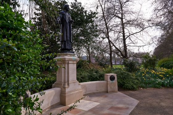 The Emmeline Pankhurst Memorial