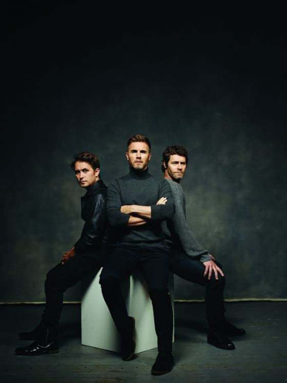 Take That perform at BST